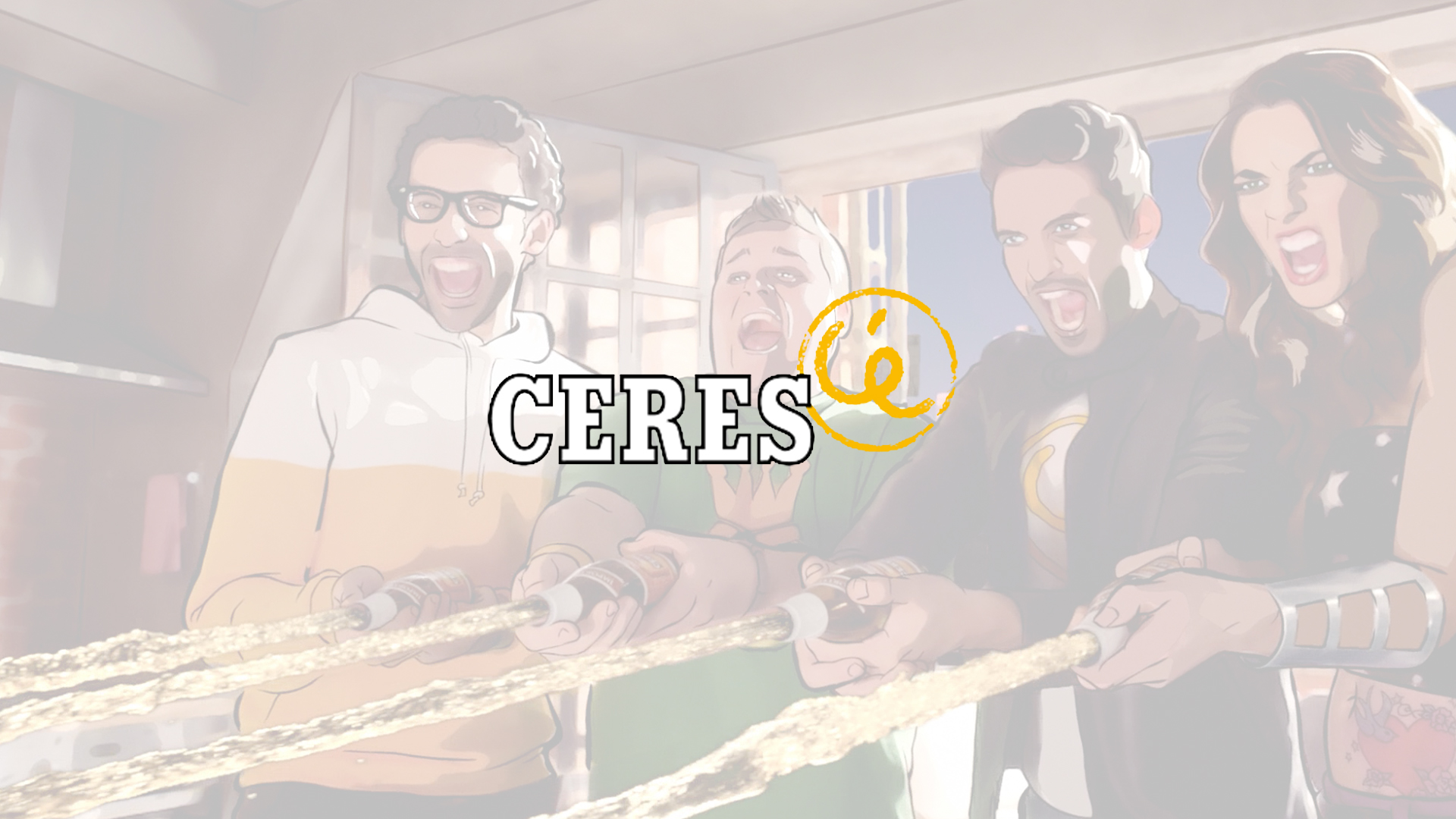 COVER CERES CE