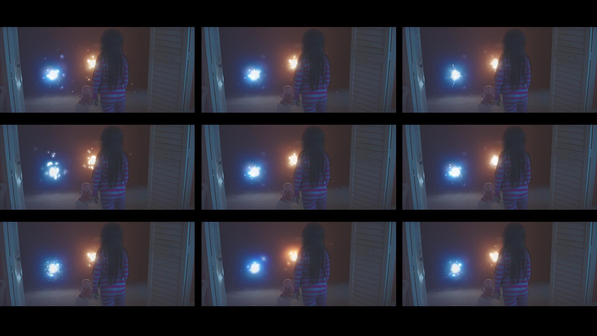 RECHERCHE MADDY LIGHTS POLTERGEIST