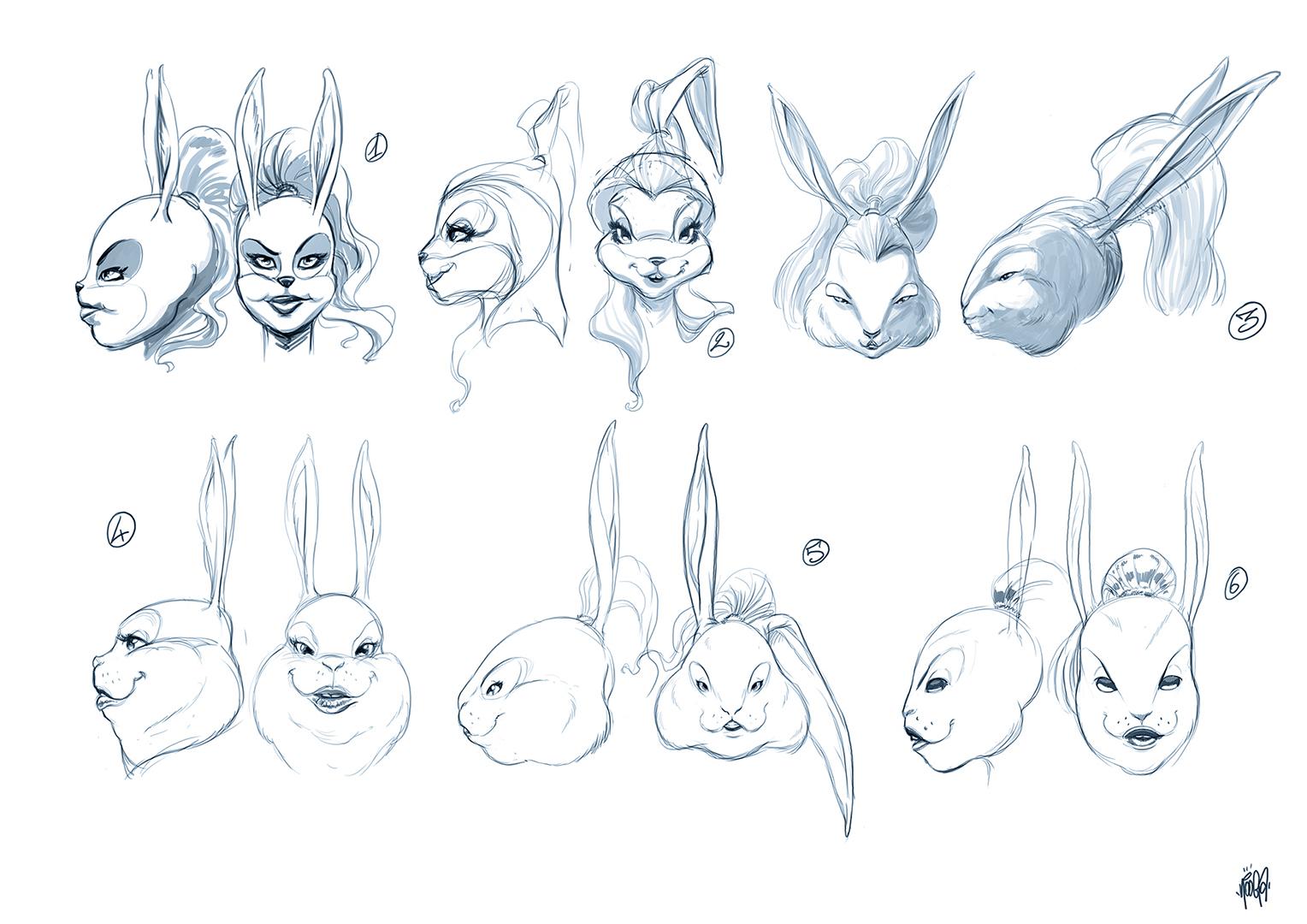 character design-kaycee_3 noogadesign