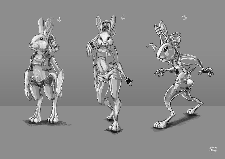 character design-kaycee_4 noogadesign
