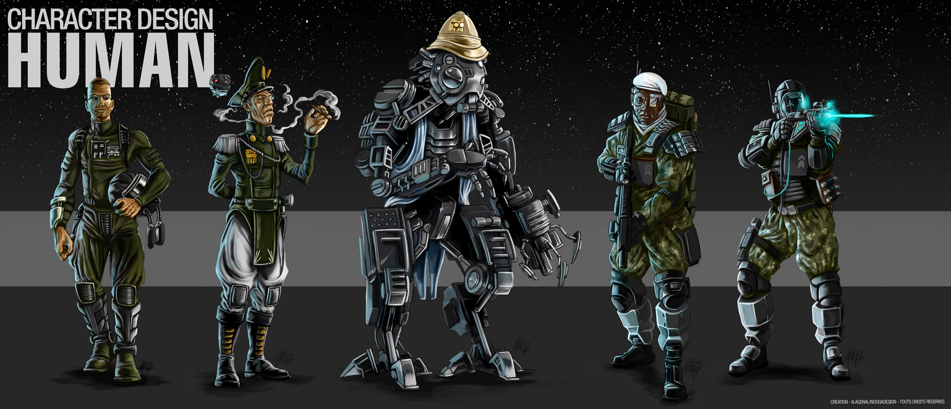 deadspace-humans-concept