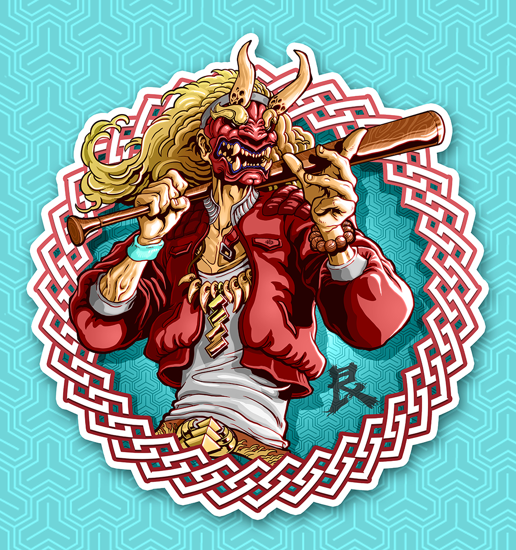 STICKER-DEMONTHUG_by nooga 1080