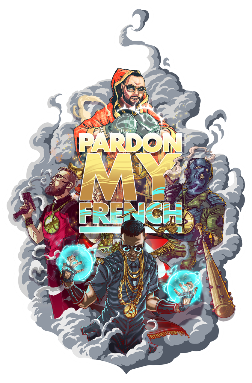 PARDON MY FRENCH by-Nicolas Agenal_Nooga