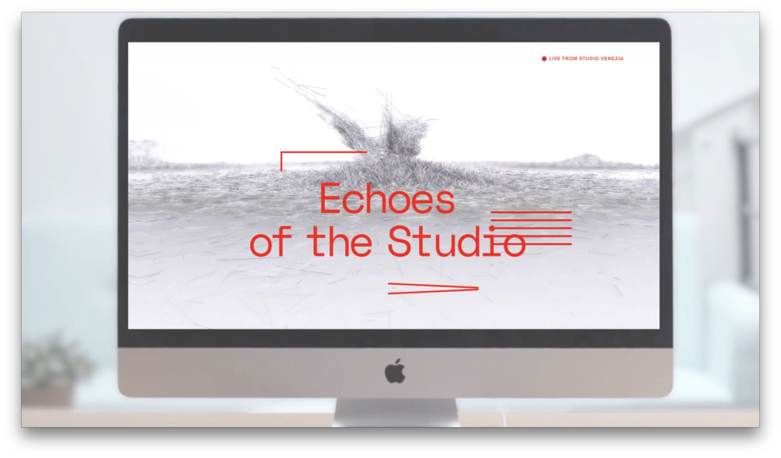 ECHO of the STUDIO